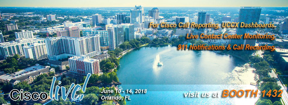Join us for Cisco Live 2018