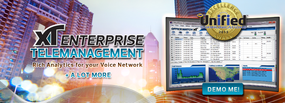 Enterprise Reporting and Call Tracking Software