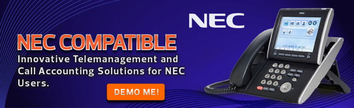 NEC Call Tracking
