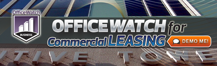 OfficeWatch for Commercial Leasing