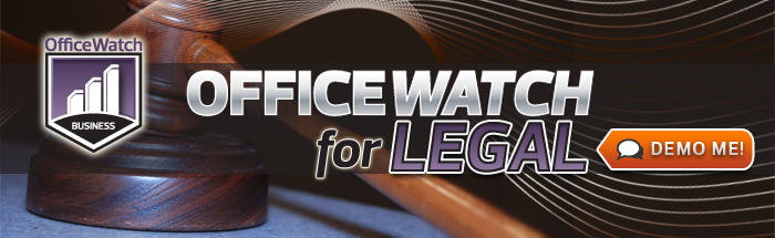 OfficeWatch for Law Firms