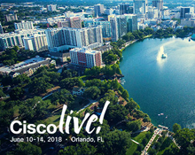 Metropolis QLive at Cisco LIve 2018