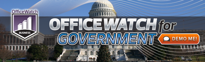 OfficeWatch for Government Agencies, Districts, and Municipalities